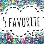 5 favorite (2)