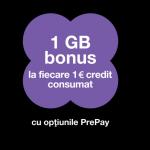 Orange Prepay – oferte cu internet în această iarnă