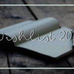 Pa 2016! Bună 2017! #wishlist