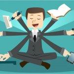 Cum să fiu mai productiv la locul de muncă?